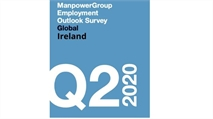Irish Hiring Outlook Remains Stead in Q2 2020