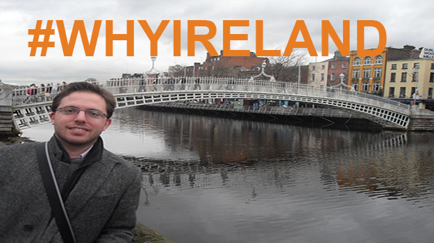 #WhyIreland: Multicultural Society