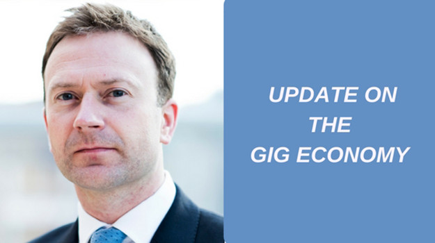 "UPDATE ON THE ""GIG ECONOMY"" AND ASSESSING EMPLOYMENT STATUS"