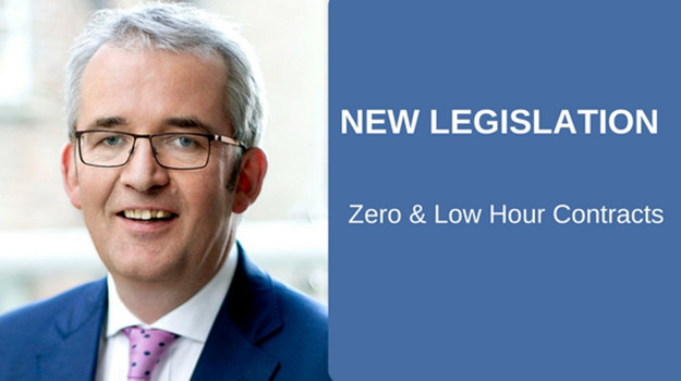 Government approves priority drafting of legislation to affect zero and low hours contracts