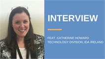 An Interview with Catherine Howard of IDA Ireland