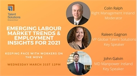 Emerging Labour Markets & Employment Outlook Webinar March 31st